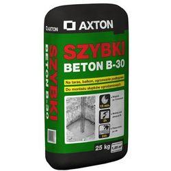 Wylewka betonowa SZYBKI BETON B-30 25 kg AXTON