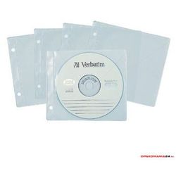 Koszulki na 1 CD-R BIURFOL (10szt) ET-18