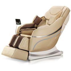 Fotel do masażu inSPORTline Mateo czary - Kolor Czerwony