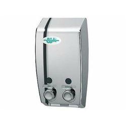 Dozownik mydła w płynie Bisk Masterline 00175 podwójny