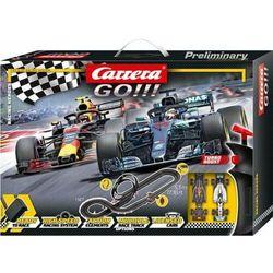 CARRERA tor wyścigowy GO 62524 Racing Heroes