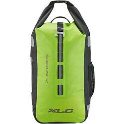 XLC Plecak do pracy Wodoodporna, czarny/zielony 2021 Plecaki rowerowe Przy złożeniu zamówienia do godziny 16 ( od Pon. do Pt., wszystkie metody płatności z wyjątkiem przelewu bankowego), wysyłka odbędzie się tego samego dnia.