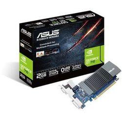 Karta graficzna Asus GeForce GT710 GT710-SL-2GD5 2GB GDDR5 5012 MHz 64-bit