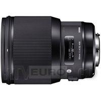 Konwertery fotograficzne, SIGMA A 85mm F/1.4 DG HSM (Sony)