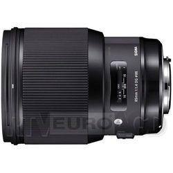 SIGMA A 85mm F/1.4 DG HSM (Sony)