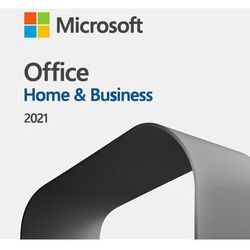 Microsoft Office 2021 Dom i Firma (Home and Business) Win/Mac PL