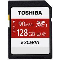 Karty pamięci, Toshiba EXCERIA N302 N302 SDXC 128GB 128GB SDXC UHS-I Klasa 10 pamięć flash