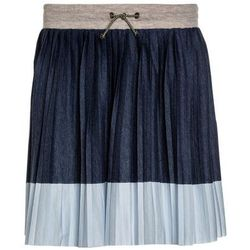 Scotch R'Belle PLEATED MIDI SKIRT Spódnica plisowana dark blue