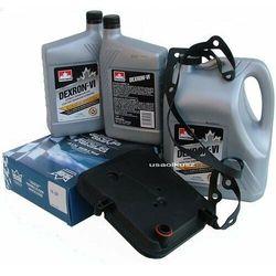 Filtr oraz olej Dextron-VI automatycznej skrzyni biegów 42RL Dodge Magnum V6