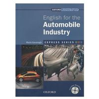 Książki do nauki języka, English for the Automobile Industry /CD gratis/ (opr. miękka)