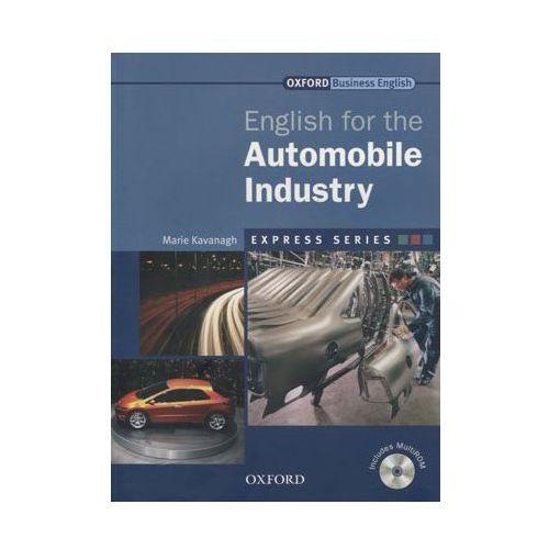 Książki do nauki języka, English for the Automobile Industry /CD gratis/ (opr. miękka)