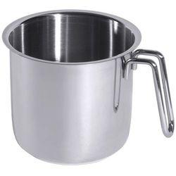 Garnek ze stali nierdzewnej do gotowania mleka 1,8 l | CONTACTO, 6004/140