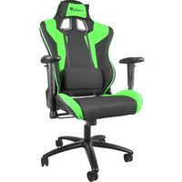 Fotele dla graczy, GENESIS Fotel dla gracza NITRO 770 czarno-zielony NFG-0908 - odbiór w 2000 punktach - Salony, Paczkomaty, Stacje Orlen