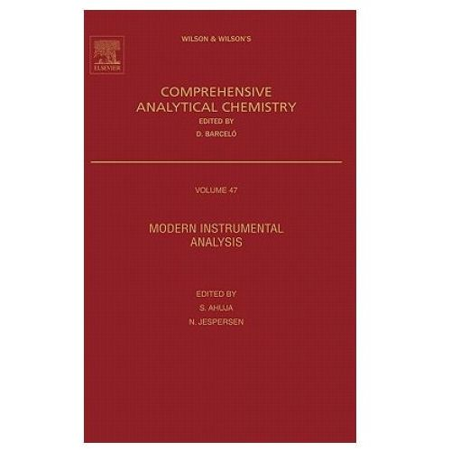 Książki do nauki języka, Modern Instrumental Analysis (opr. twarda)