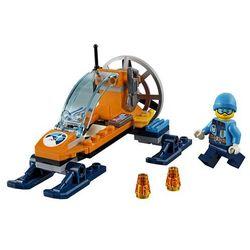 60190 ARKTYCZNY ŚLIZGACZ (Arctic Ice Glider) KLOCKI LEGO CITY