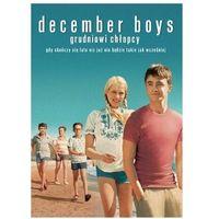 Dramaty i melodramaty, December Boys: Grudniowi chłopcy (DVD) - Rod Hardy DARMOWA DOSTAWA KIOSK RUCHU