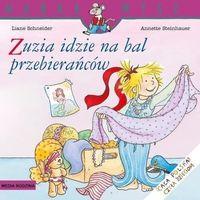 Literatura młodzieżowa, Mądra mysz zuzia idzie na bal przebierańców - liane schneider (opr. broszurowa)