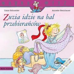 Mądra mysz zuzia idzie na bal przebierańców - liane schneider (opr. broszurowa)