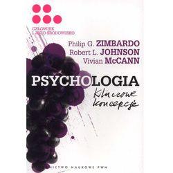 PSYCHOLOGIA KLUCZOWE KONCEPCJE TOM 5 (oprawa miękka) (Książka) (opr. miękka)