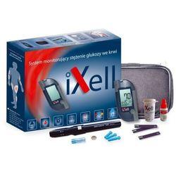 iXell Glukometr do pomiaru poziomy glukozy we krwi w zestawie   SZYBKA WYSYŁKA!