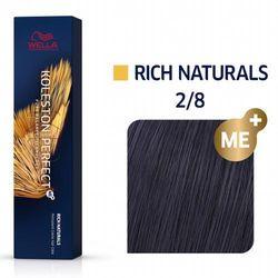 Wella Koleston Perfect   Trwała farba do włosów 2/8 60ml