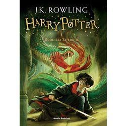 Harry Potter i komnata tajemnic BR w.2016 - Joanne Rowling (opr. miękka)