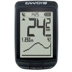 Licznik SIGMA Pure GPS czarny