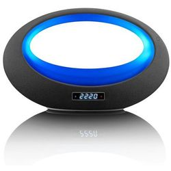 Lenco Bezprzewodowy głośnik stereo BT-210 Light, Bluetooth, czarny Darmowa wysyłka i zwroty