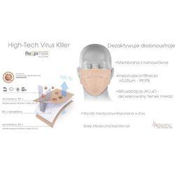 Maska ochronna ReSpimask przeciwwirusowa, antysmogowa
