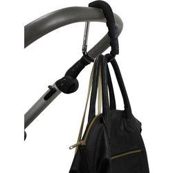 Uniwersalny hak, zaczep do wózka Dooky - Black T-XP-126923