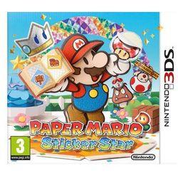 PaperMario: Sticker Star - Nintendo 3DS - Akcja