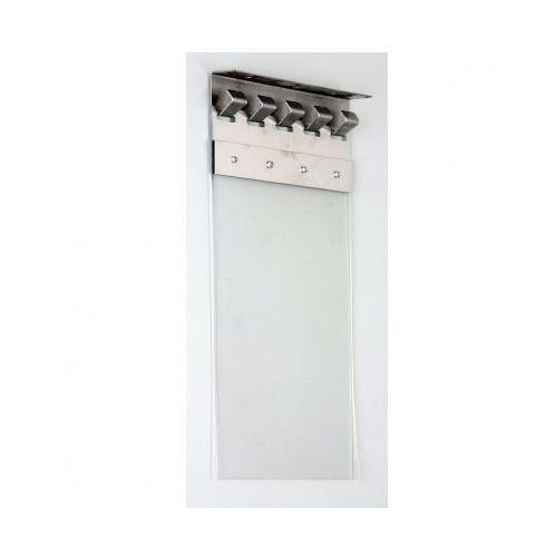 Zasłony, Zasłona paskowa z elastycznego PVC (Standardowa -15°C do +60°C)