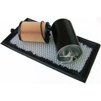 Filtry powietrza, Kpl filtrów - filtr paliwa powietrza oleju Jeep Compass 2,0TD