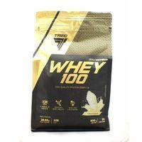 Odżywki białkowe, Trec Gold Core Whey 100 900 g Białko wanilia