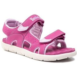 Sandały TIMBERLAND - Perkins Row Strap Sandal TB0A1NP7D561 Medium Pink