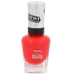 Sally Hansen Complete Salon Manicure lakier do paznokci 14,7 ml dla kobiet 550 All Fired Up