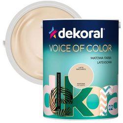 Farba Dekoral Voice of Color latte macchiato 5 l