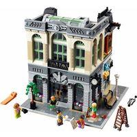 Klocki dla dzieci, Lego CREATOR Brick bank modular houses 10251