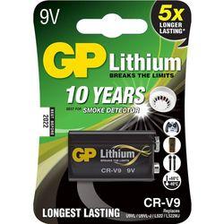bateria litowa GP Lithium 9V CR-V9 / L522 / LA522 / 6f22