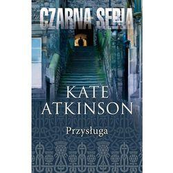 Przysługa - Kate Atkinson - ebook