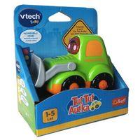 Pozostałe zabawki, Pojazd Tut Tut Autka - Spycharka (60809). od 12 miesięcy