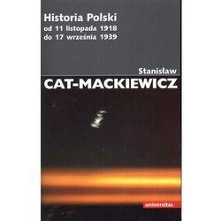 Historia Polski od 11 listopada 1918 do 17 września 1939 (opr. miękka)