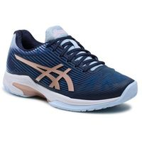 Tenis ziemny, Buty ASICS - Solution Speed Ff 1042A002 Peacoat/Rose Gold 413