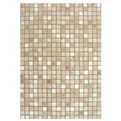 Wykładzina PCV Milo 2 m mozaika beżowa
