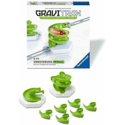 Pozostałe zabawki edukacyjne, GraviTrax: Zestaw usupełniający - Spirala (RAT268863). Wiek: 8+