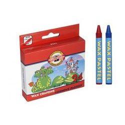 Koh i noor Wax Crayons Kredki Woskowe 24 kol