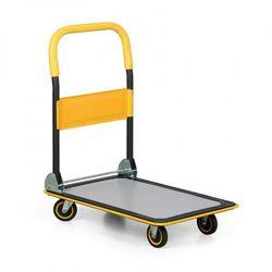 Składany wózek platformowy, nośność 150 kg