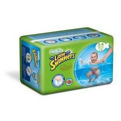 Pieluszki Huggies Little Swimmers rozmiar. 3-4/7-15 kg 12 szt.