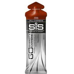 SiS GO Energy + Caffeine Gel 60ml Cola