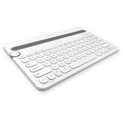 Klawiatura Logitech Bluetooth Keyboard K480 US (920-006367) Biała